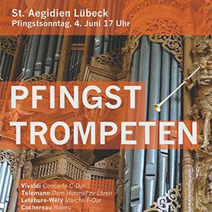 Pfingst-Trompeten