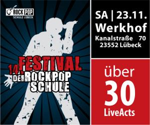 Rock Pop Schule Festival 2019