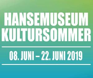 Hansemuseum Kultursommer 2019