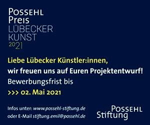 Possehl-Preis für Lübecker Kunst 2021
