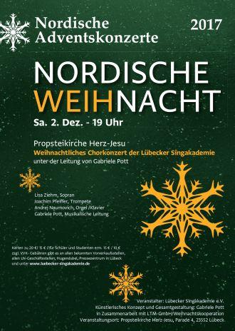 nordische adventskonzerte nordische weihnacht. Black Bedroom Furniture Sets. Home Design Ideas