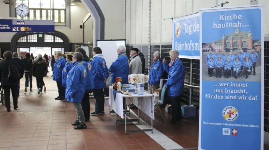 Bahnhofsmission Lübeck
