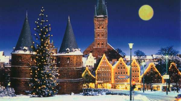 Weihnachten In Lübeck