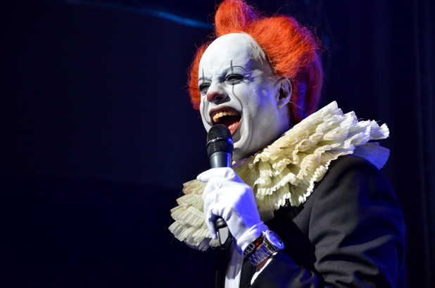 Moderator Yared Dibaba (Horrorclown Pennywise)